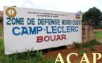 Début du déploiement des forces armées centrafricaines dans la zone de défense nord-ouest