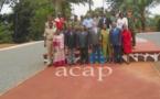 L'organisation des ACP entend contribuer à la formation des militaires centrafricains