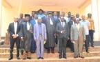 Trois juges consulaires prêtent serment au tribunal de commerce de Bangui
