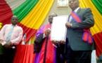 La 41ème session du CAMES s'achève avec l'élévation du président Touadéra au grade de Grand-Croix