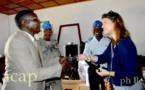 Le Pnud équipe la cellule de communication de la Gendarmerie nationale
