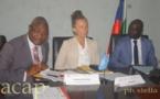 Lancement à Bangui des activités de la journée internationale de la jeunesse