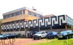 Le ministre Kazagui lance les travaux de réhabilitation du bâtiment de la télévision centrafricaine