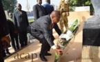 Célébration à Bangui du 59ème anniversaire de l'indépendance de la République centrafricaine