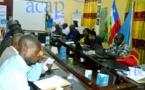 Ouverture à Bangui d'un atelier de restitution de la mission d'évaluation acteurs du projet TRI