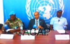 La Minusca annonce une opération robuste pour le retour des services publics centrafricains au Kilomètre 5
