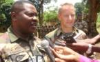 Le chef d'état-major Zéphirin Mamadou rend visite aux jeunes recrues en formation au camp kassaï
