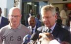 Arrivée à Bangui de la mission des garants de l'accord politique de paix et de réconciliation en Centrafrique
