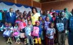 La BSIC fait don des kits scolaires aux orphelins des militaires et gendarmes