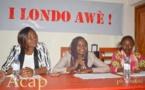 Lancement à Bangui, des activités de plaidoyer des femmes membres de la société civile sur la prise en compte du concept genre