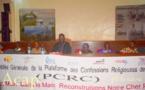 Clôture à Bangui, des travaux de la 2ème Assemblée Générale ordinaire de la plate-forme des confessions religieuses de Centrafrique