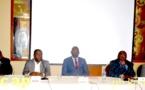Clôture à Bangui des travaux de la Table ronde du HCC et le secteur des médias