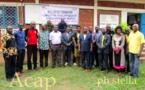 Ouverture à Bangui, de l'atelier de formation sur la conception, le développement et la structuration des MOOCS