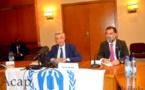 Première visite du Haut-Commissaire des Nations-Unies pour les réfugiés en Centrafrique