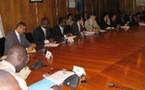 Ouverture des négociations entre le gouvernement et les institutions financières internationales