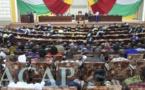 Ouverture à Bangui de la 1ère session ordinaire de l'Assemblée Nationale
