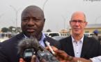 Le Secrétaire exécutif de l'OTICE à Bangui pour une mission de travail