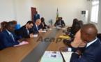 Le gouvernement centrafricain appuie l'OTICE dans la construction des stations de surveillance internationale