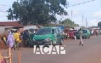 Le problème de transport urbain à Bangui