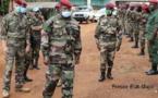 Visite conjointe EUTM-RCA et Etat-Major des Armées à Bangassou