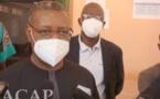 La courbe du COVID-19 toujours croissante au Centrafrique avec plus de 3700 cas dont 47 décès