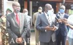 La Commission nationale de lutte contre la prolifération des armes légères et de petits calibres à désormais un siège