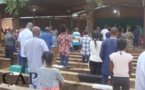 Respect des mesures barrières contre le COVID-19 : Cas de l'Eglise Notre Dame de Fatima
