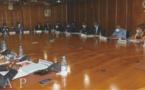 Tenue à Bangui de la 2ème session ordinaire du comité national économique et financier de la République Centrafricaine