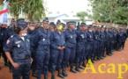 800 nouveaux policiers en fin de formation