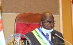 Ouverture de la 3eme session extraordinaire de l'Assemblée Nationale sur le code électoral