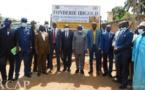 Lancement à Bangui des activités de la fonderie IBIGOLD