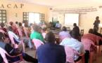 Campagne de sensibilisation pour la remise volontaire des armes de guerre dans le 4ème arrondissement de Bangui