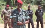 Le général Dolle-Waya préside le grand rapport des Forces de Défense et de Sécurité