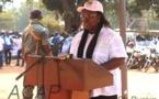 Célébration en différé à Bossangoa de la Journée Mondiale de la femme rurale
