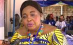 Manifestation à Bangui de la journée internationale de la femme