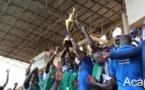 Le club Red-Stars remporte la Coupe de l'investiture du Président Touadéra