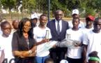 Lancement officiel des activités de la Fédération Centrafricaine de tennis