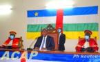 Le Président Touadéra réaffirme son engagement à œuvrer pour une justice indépendante en Centrafrique