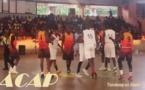 Le club Tondema Champion de la Ligue de Basketball de Bangui