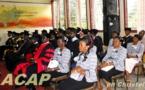 Clôture des activités académiques professionnelles à la faculté de théologie évangélique de Bangui
