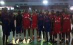 Les fauves de Basket-ball engagés pour la CAN à Kigali au Rwanda