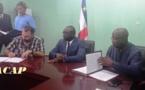 Raoul Savoy nouveau sélectionneur des Fauves de Bas-Oubangui de football