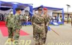 Passation de Commandement à la Mission de Formation de l'Union Européenne en Centrafrique