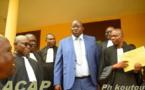Le ministre d'Etat de la Justice s'entretient avec le Bâtonnier de l'Ordre des Avocats de Centrafrique