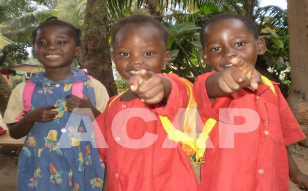 Journée mondiale de l'enfance : pourvu que le ciel retrouve sa couleur (COMMENTAIRE)