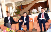 Le directeur du centre de crise et de soutien Eric Chevallier annonce une augmentation de l'aide de la France à la Centrafrique