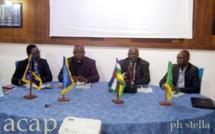 La Communauté Sant' Egidio organise un atelier de vulgarisation de l'accord politique pour la paix et la réconciliation à l'intention des confessions religieuses