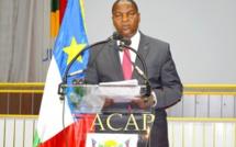 Le président Faustin Archange Touadéra appelle ses compatriotes à consolider l'accord de paix