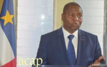 Le Président Faustin-Archange Touadéra regagne Bangui après un long séjour au Japon et en France