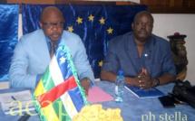 Les journalistes s'approprient de l'accord politique de paix en Centrafrique